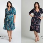 plus size dressing to look thinner