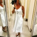white dress to attend wedding